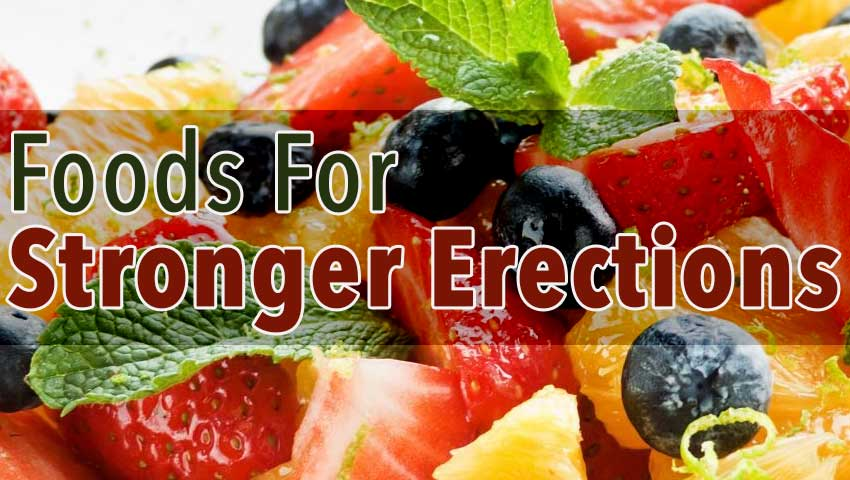 Erection increase foods that 13 Best